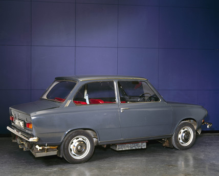Daf 44 Shell fuel cell car, 1967-1968.