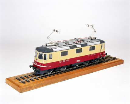 Swis Federal Railways Re 4/4 II clas 373