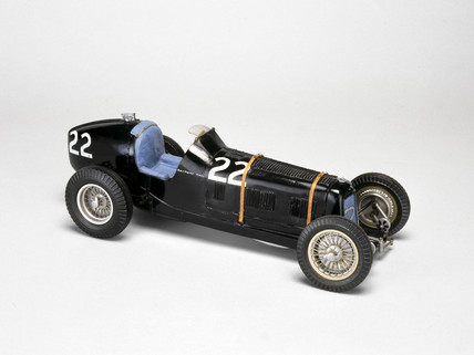 ERA racing car, 1937.