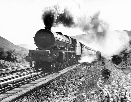 The 'Royal Scot', c 1930.