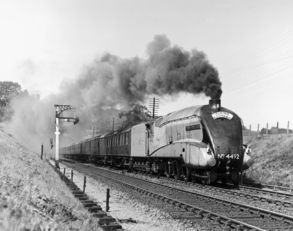 'Flying Scotsman' Clas A4, No. 4492 ' 1937.