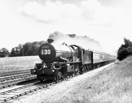 'King George V' steam locomotive, King Clas