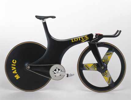 Lotusport bicycle, 1992.