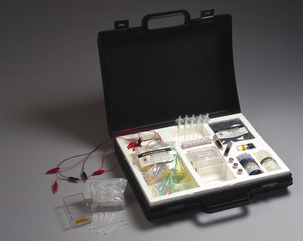 'Science and Plants for Schools' DNA kit, 1993.