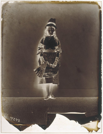 Xie Kitchin as Penelope Boothby, 1876.
