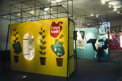 Future Foods, a temporary exhibition at the