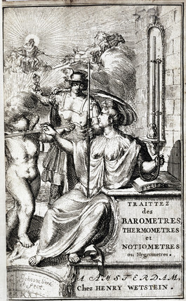 Meteorological allegory, 1688.