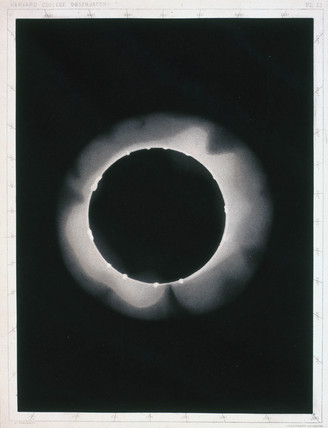Total eclipse of the Sun, 2 December 1870.