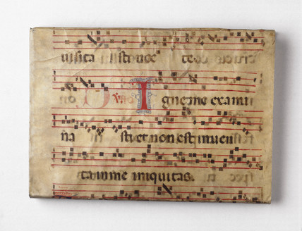 Front cover of Ptolemy's 'Almagest', 1496.