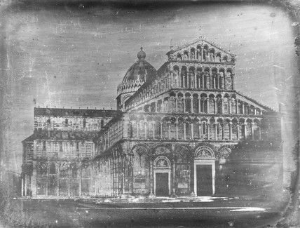 'Pisa, The Cathedral from the North West', 25 June 1841.