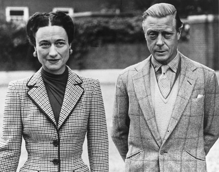 The Duke and Duches of Windsor, 12 October 1946.