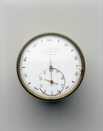 Kater hygrometer made by Thomas Jones, c 1812.