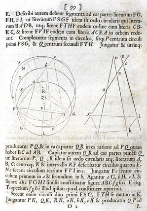 'To describe a quadrilateral...', 1687.