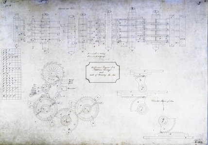 Babbage's Difference Engine No 2, 1847-1849