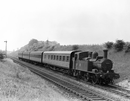 British Railway clas 14xx 0-4-2T steam