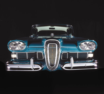 Edsel Corsair 4-door hardtop, 1958.