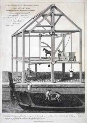 'Expedition Crane', October 1764.