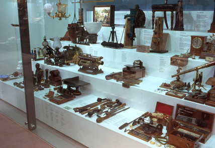 'Technology in Everyday Life: 1820-1880', Science Museum, London, June 2000.