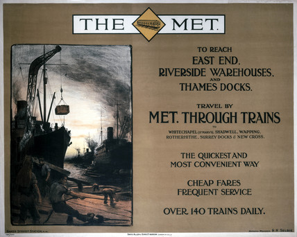 'The Met ', MR poster, 1923-1947.