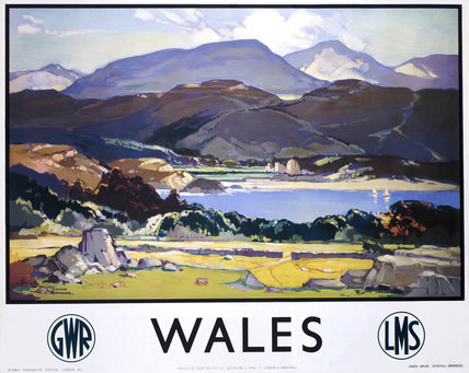 Wales by Leonard Richmond