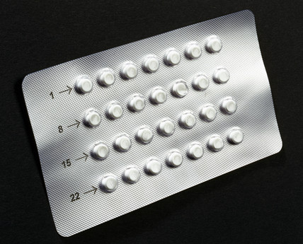 Prototype male pills, 2001.
