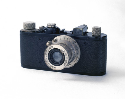 'Leica I' camera, made by Leitz, 1930.