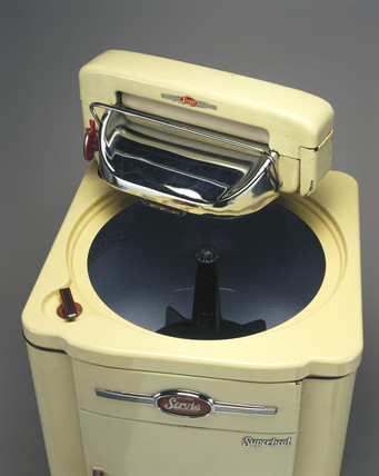 Servis 'Superheat' washing machine, c 1957.