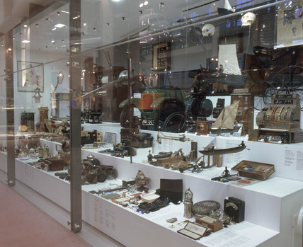 'Technology in Everyday Life 1750-1820', Science Museum, London, 2000.