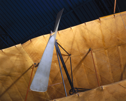 Propeller of the Wright Flyer, 1903.