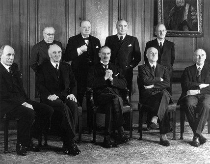 The Conservative government of 1939.