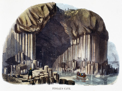 'Fingal's Cave', 1849.
