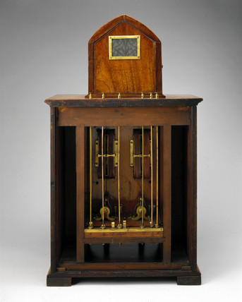 Cooke and Wheatstone two-needle telegraph, 1844.
