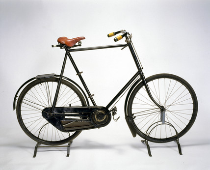 'New Whippet' bicycle, 1898.