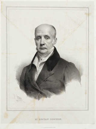 Bryan Donkin, English inventor, 1829.