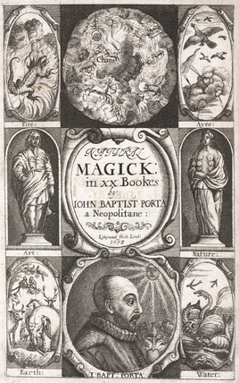 Art, Nature and the Elements, 1658.