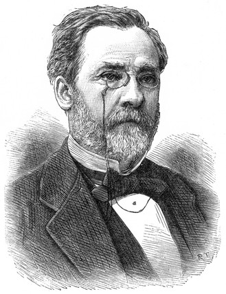 Louis Pasteur 1884 At Science And Society Picture Library