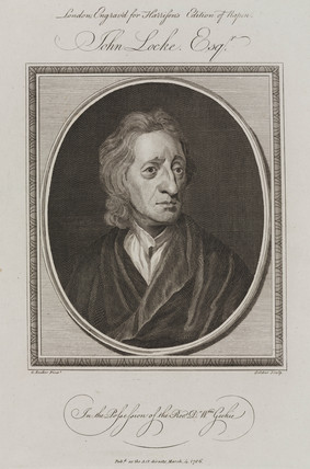 John Locke, English empiricist philosopher, c 1660-1700.