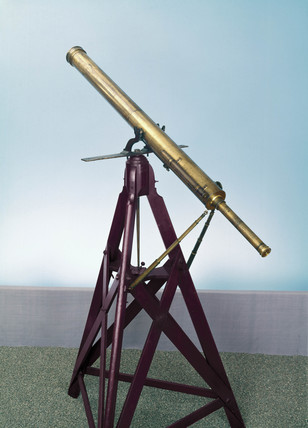 Refracting telescope, 1822.