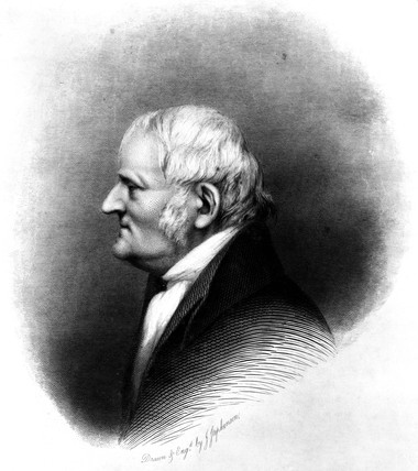 John Dalton, English chemist, early 19th century.