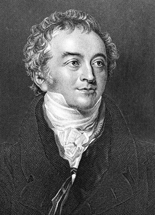 Thomas Young, physician, physicist and Egyptologist, c 1810.