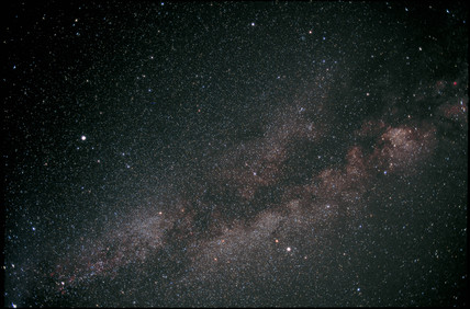 Nothern Milky Way (Constellation of Aquila)