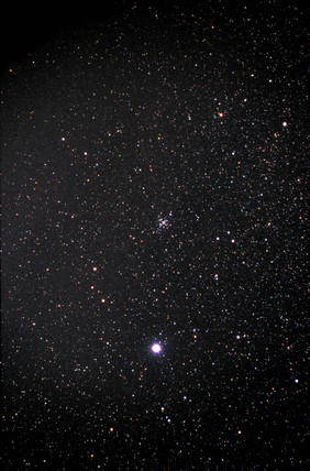 Part of Constellation of Canis Major (The Dog)