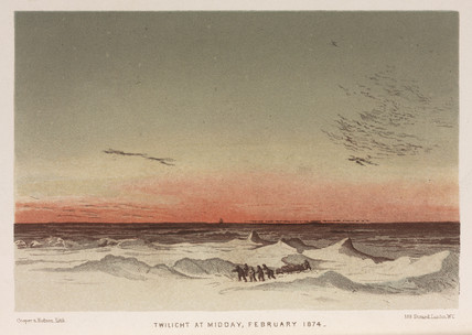 'Twilight at Midday, February 1874.'