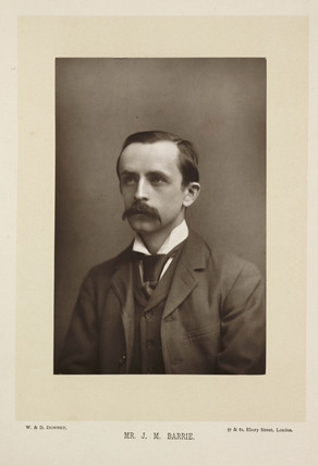 'Mr. J.M. Barrie', 1892.