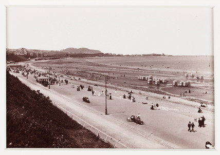 'Colwyn Bay From the Railway', c 1880.