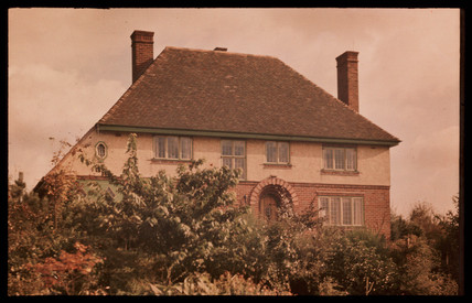 Detached house, c 1940.