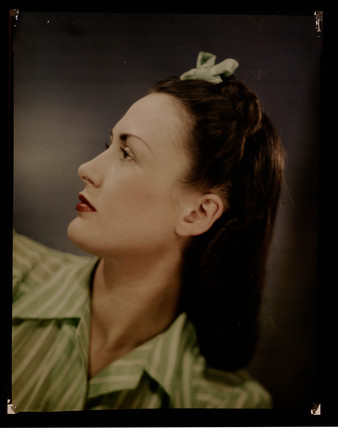 Portrait of a woman, c 1935.
