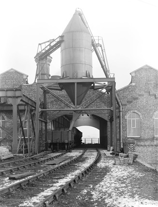 Clifton Power station, c 1915.