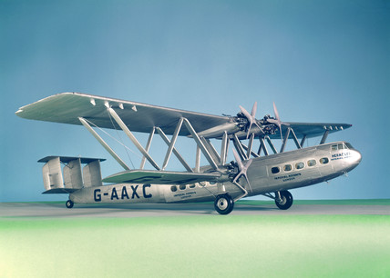 Handley Page HP42 'Heracles', 1931.