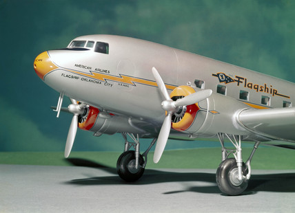 Douglas DC-3 'Dakota', late 1930s.